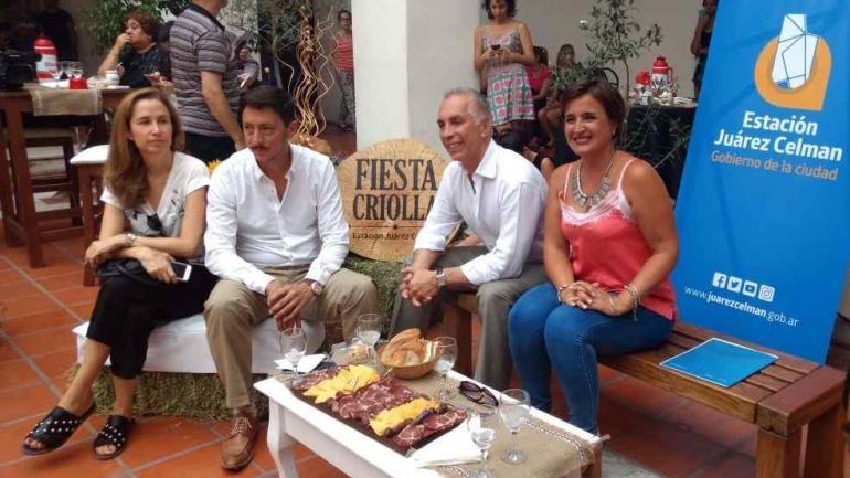 Las autoridades disfrutaron del encuentro en el Cabildo Histórico de la ciudad de Córdoba (Estación Juárez Celman).
