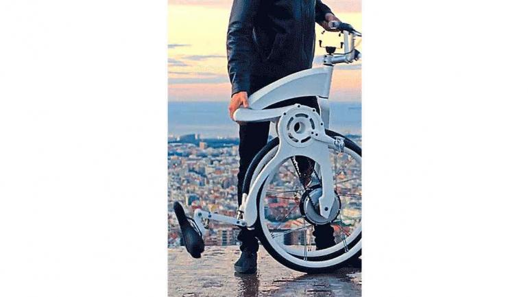 Inicio. Gi FlyBike empezó a distribuir 350 bicicletas. (Gi Flybike)