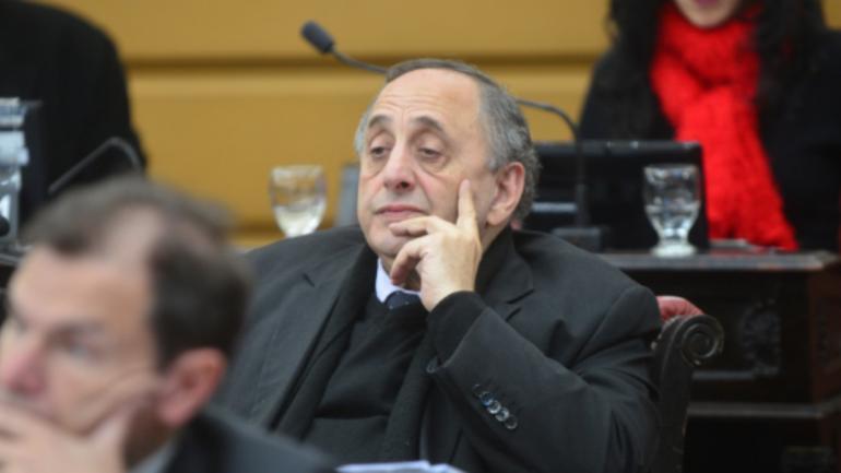 Miguel Nicolás, Unión Cívica Radical. (Javier Ferreyra)