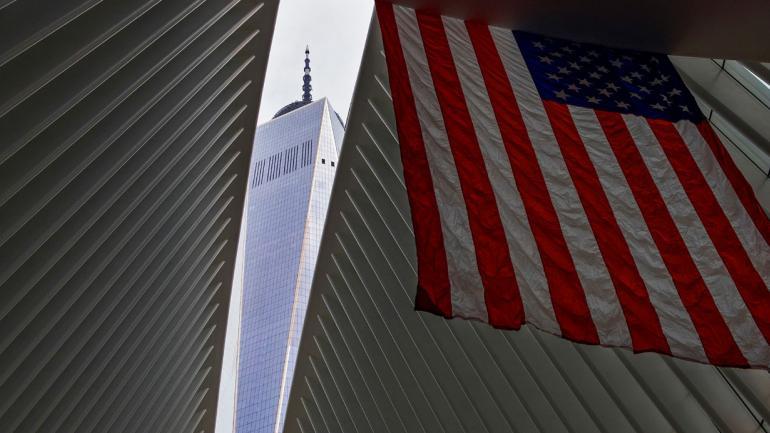 NUEVA YORK. Se cumplen 17 años de los atentados a las Torres Gemelas (AP).