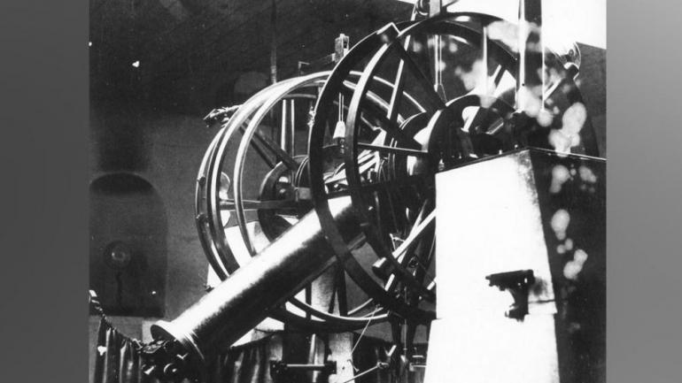 OAC. El instrumental de la época que está en el museo (La Voz/Archivo).