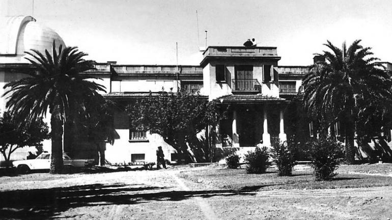 SIGLO 19. El Observatorio Astronómico Córdoba se inauguró en 1871 (La Voz/Archivo).