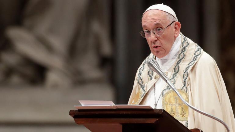 PAPA. Visitará en Irlanda a víctimas de abusos sexuales (AP).
