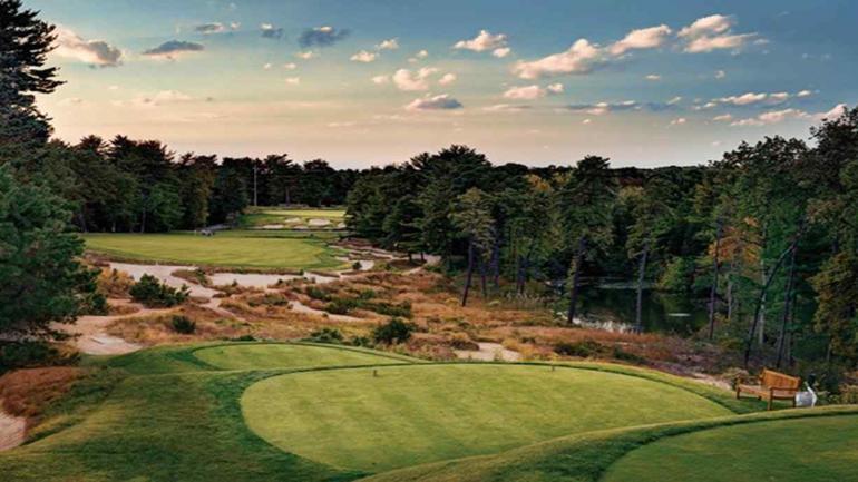 Pine Valley Golf Club, emplazado en Nueva Jersey (Estados Unidos).