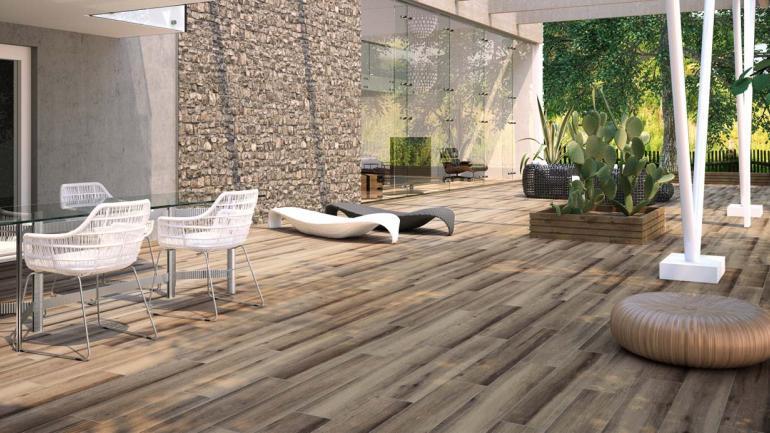 Pisos para exteriores cu l elegir noticias al for Mosaicos para pisos exteriores