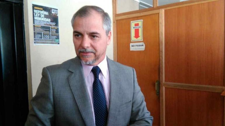 LUIS PIZARRO. El nuevo fiscal del caso Dalmasso (Gentileza LV16).