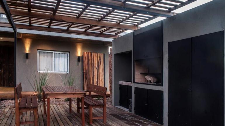 Quinchos c mo construir ese espacio so ado noticias al for Imagenes de techos modernos