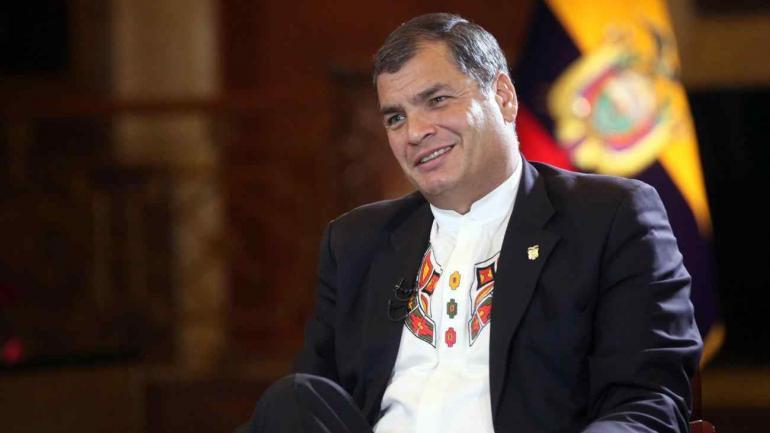 Correa, durísimo con su sucesor: