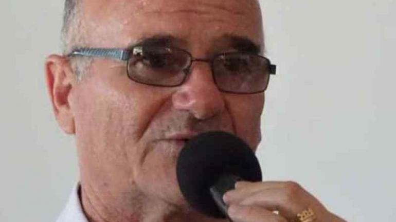 Dónde está. Raúl Egidio Rosso tiene 60 años.