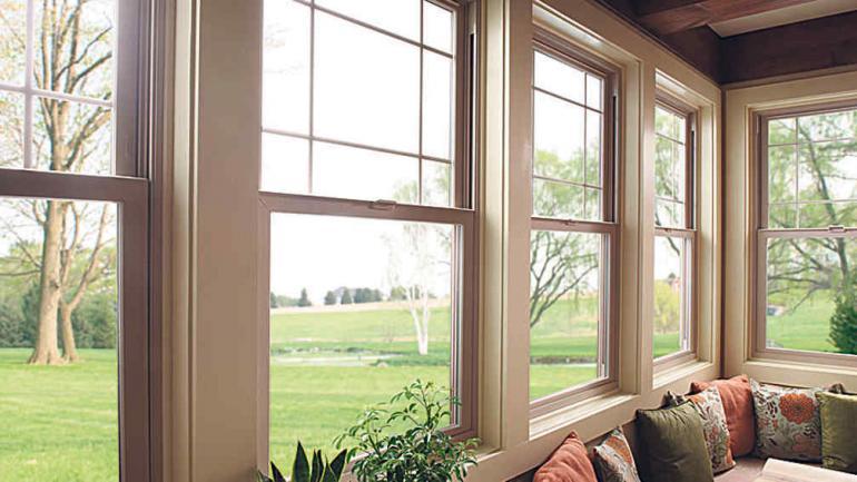 El recambio de ventanas renueva los exteriores e interiores de la vivienda en poco tiempo y sin necesidad de romper la mampostería.