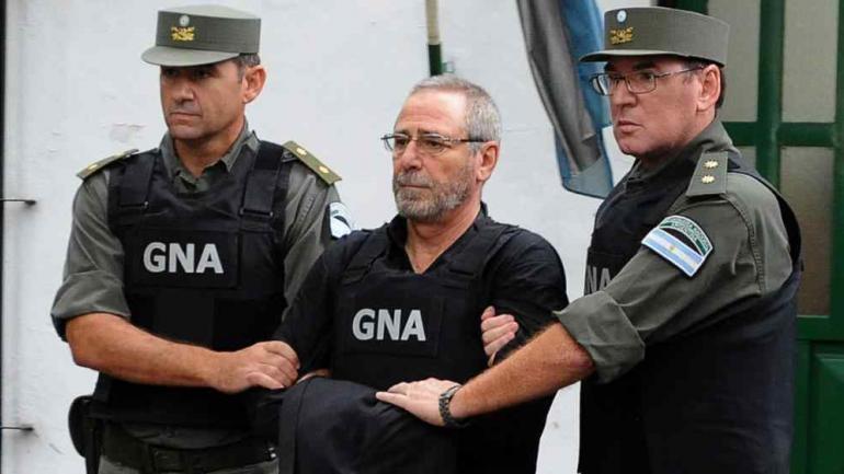 RICARDO JAIME. Cambiaron su condena de 6 a 8 años. (Archivo)
