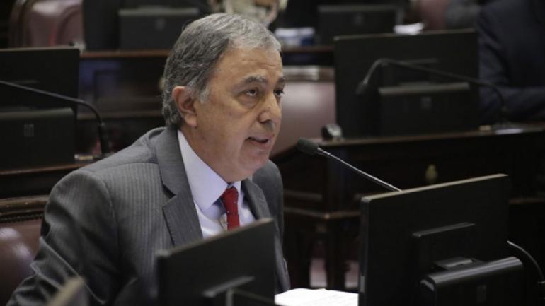 SENADOR. Rodolfo Urtubey (Archivo).