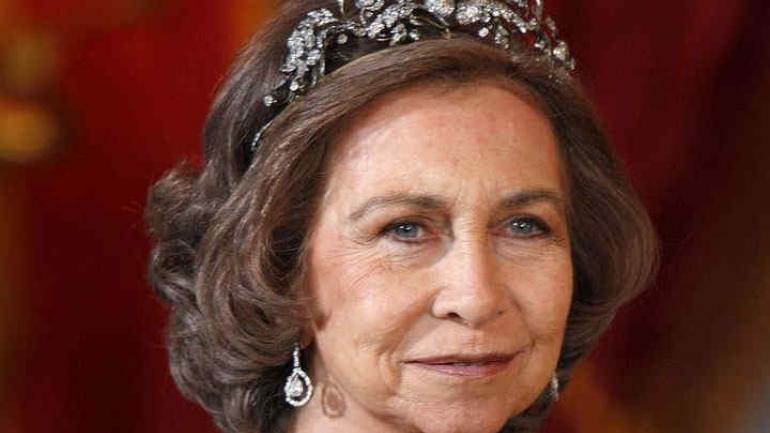 La reina emérita Sofía (EFE)