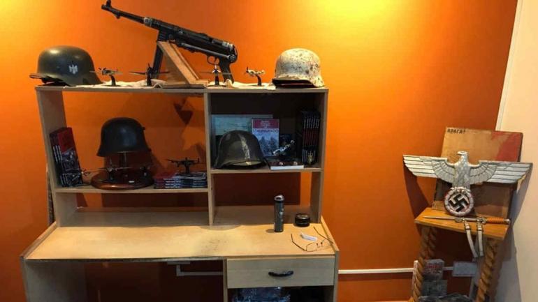 SALTA. Los objetos secuestrados (Ministerio de Seguridad de la Nación).