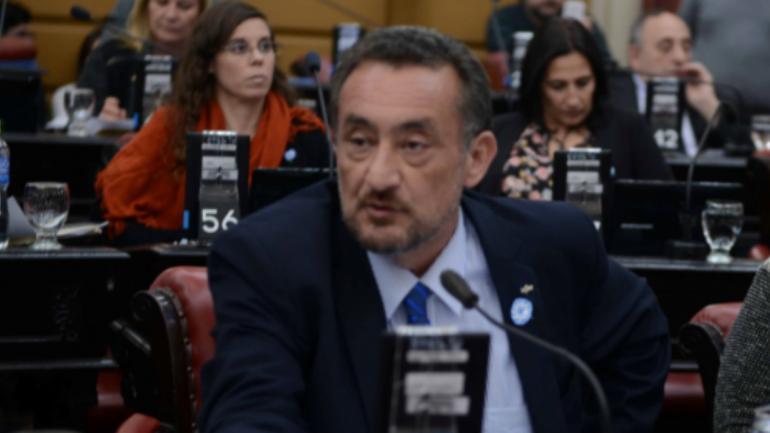Adolfo Somoza, Frente Cívico. (Javier Ferreyra)
