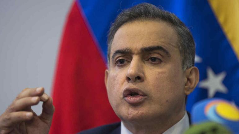 TAREK SAAB. El fiscal general de Venezuela (AP / Archivo).