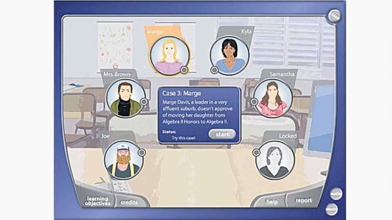 Resolución de Conflicto - Negociación. Un juego serio de utilidad para el desempeño ejecutivo.