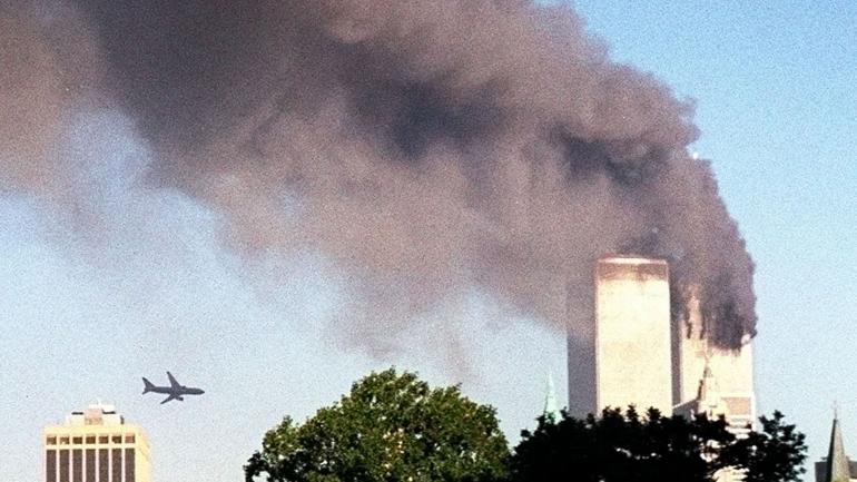 TORRES GEMELAS. El 11 de septiembre se cumplen 17 años de la caída de las Torres Gemelas. (AP)