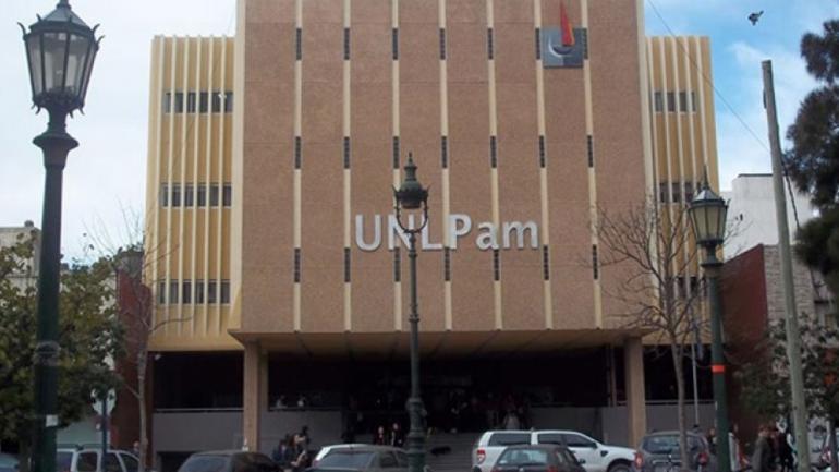 LA PAMPA. El profesor denunciado trabaja en la Universidad Nacional.
