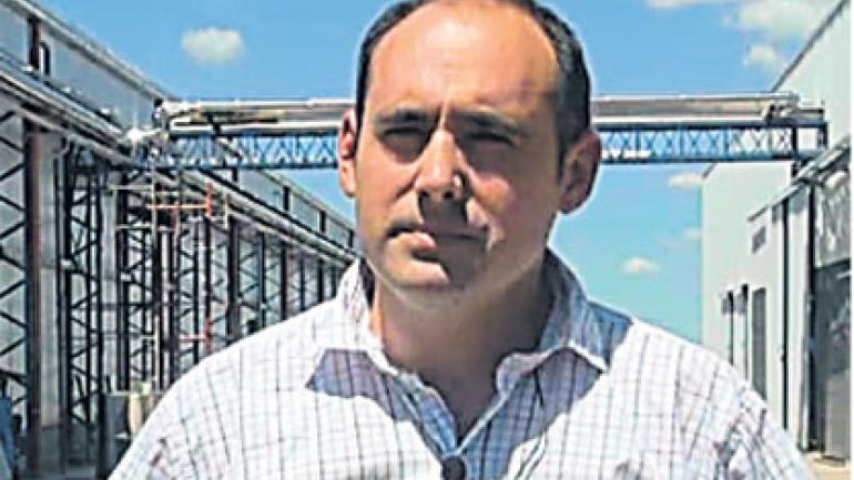 Mauricio Vázquez. Gerente de Savaz SRL.