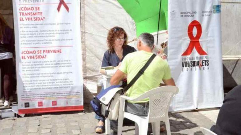 ARGENTINA. El 30% de las personas infectadas desconoce su diagnóstico (La Voz/Archivo).