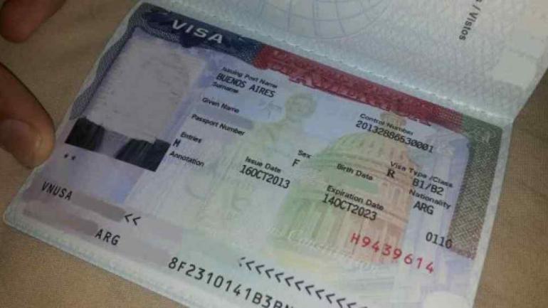 ESTADOS UNIDOS. Evalúa una nueva medida para controlar a los turistas que quieran entrar al país del norte y solicitar la visa (AP/Archivo).