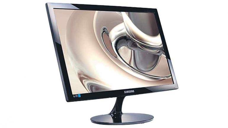 Monitor Samsung LS22D300H.