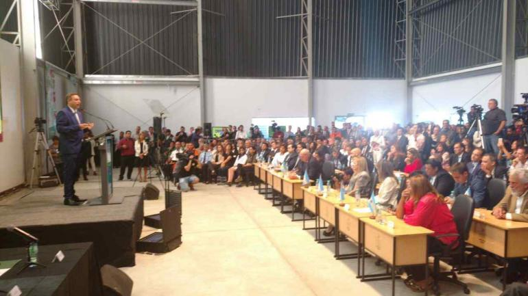 Mestre habló temprano ante los concejales de Córdoba capital (Ramiro Pereyra).