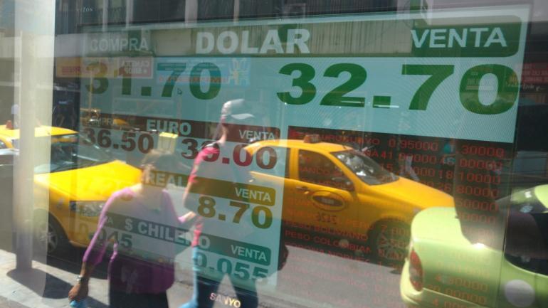El FMI busca fortalecer su plan de ayuda para Argentina