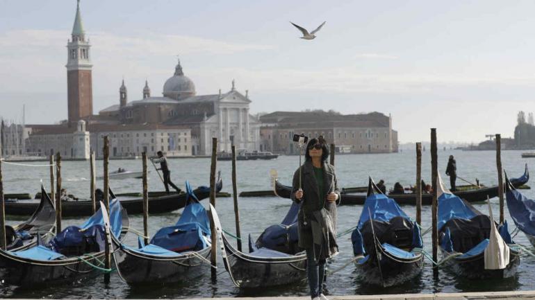 Venecia (AP).