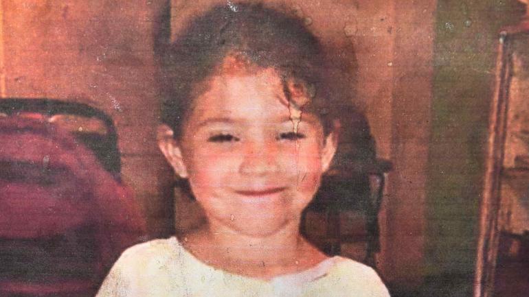 La pequeña Abril Sosa fue encontrada asesinada (Archivo).