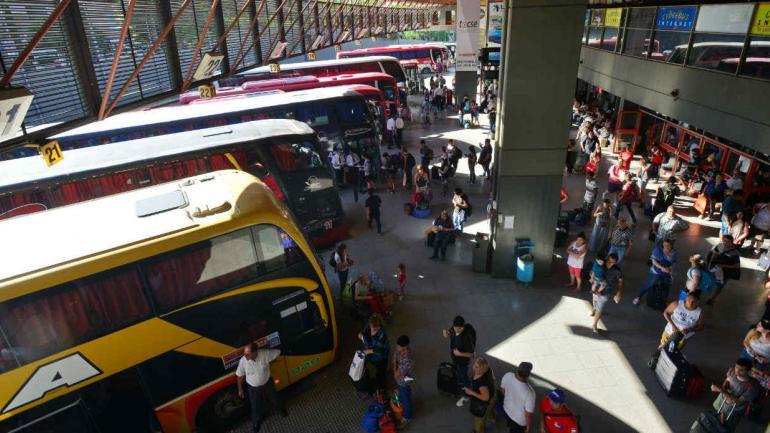 Saliendo desde la Terminal, Ersep y CNRT van a poder hacer controles a todos los colectivos.