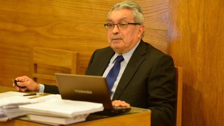 El fiscal Almirón pidió agravar la calificación del hecho (Nicolás Bravo).