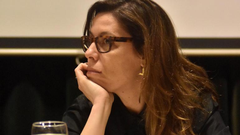 Titular de la OA. Laura Alonso.