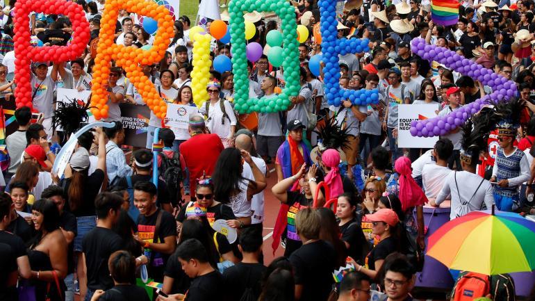 Marcha del orgullo gay (AP / Archivo)