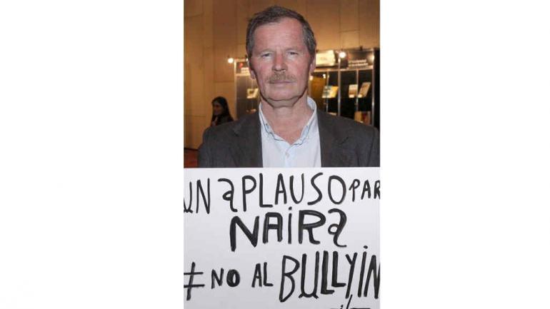 Juan Carr. El creador de Red Solidaria, red de redes (Télam).
