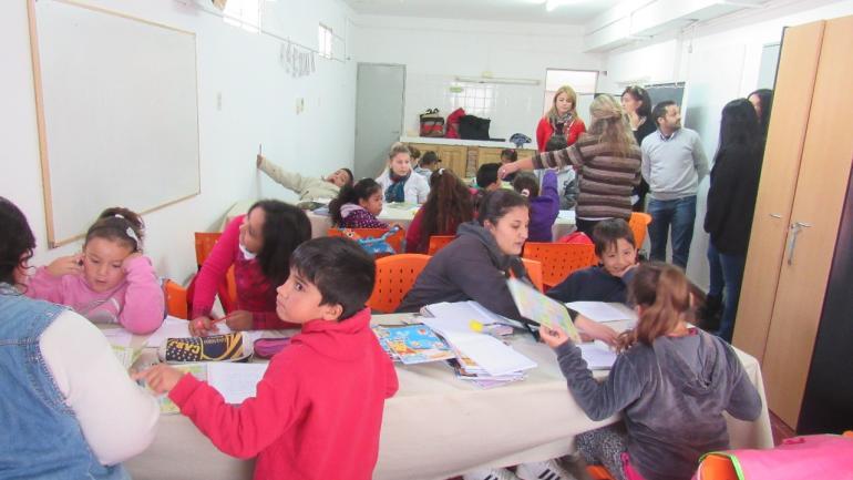 Clases de apoyo escolar (Municipalidad de Villa del Rosario)