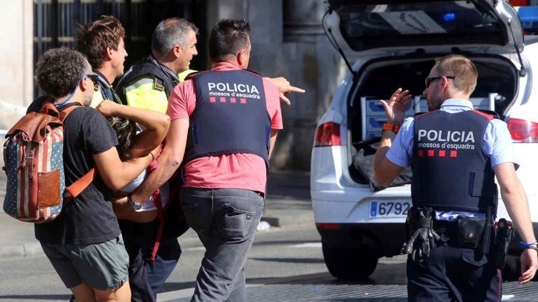 Atentado en Barcelona: Estado Islámico asume la autoría del ataque