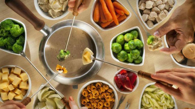 COMPARTIR. Especial para juntarse a comer con familiares y amigos (La Voz/Archivo).