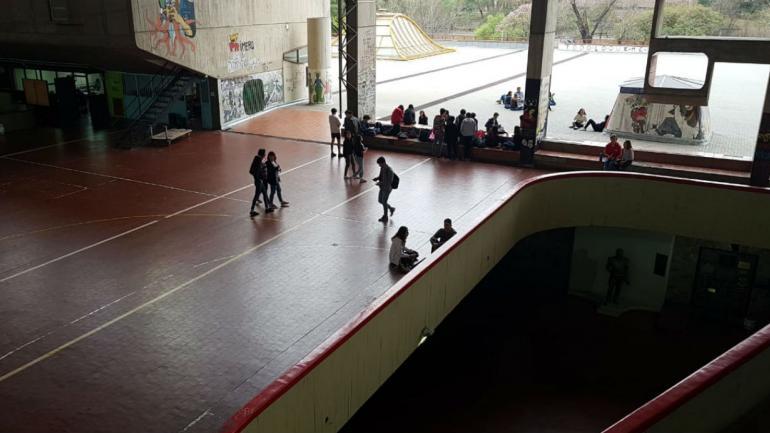 El Belgrano volvió a clases este miércoles (Nicolás Bravo).