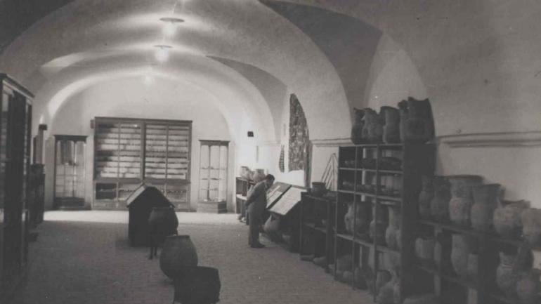 BODEGA CON HISTORIA. A comienzos del siglo XVIII, esta estancia comercializaba un promedio anual de 1.300 litros de vino. (La Voz)