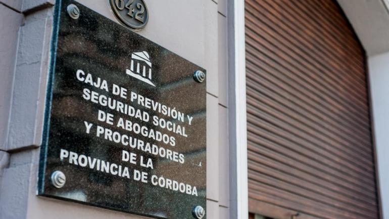 27 de Abril 842, Córdoba - Caja de Previsión y Seguridad Social de Abogados y Procuradores de la Provincia de Córdoba