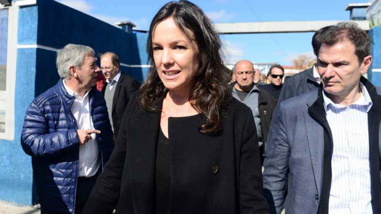 PUESTO 10. Carolina Stanley, ministra de Desarrollo Social de la Nación (La Voz).