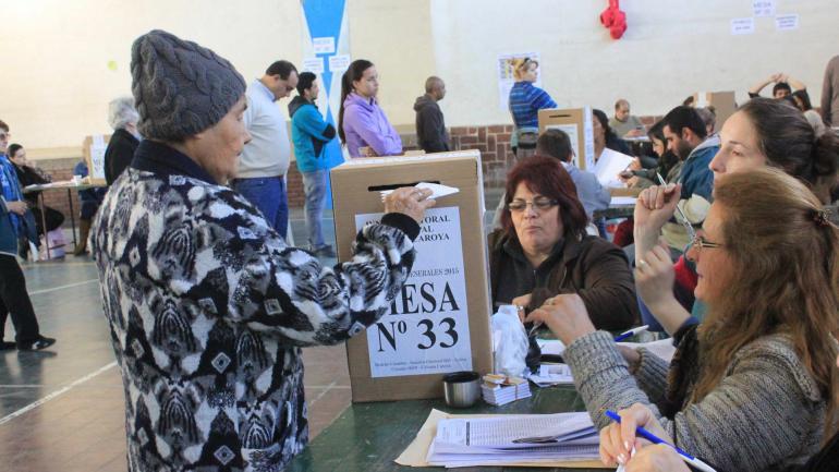La última elección municipal en Colonia Caroya (La Voz/Archivo)
