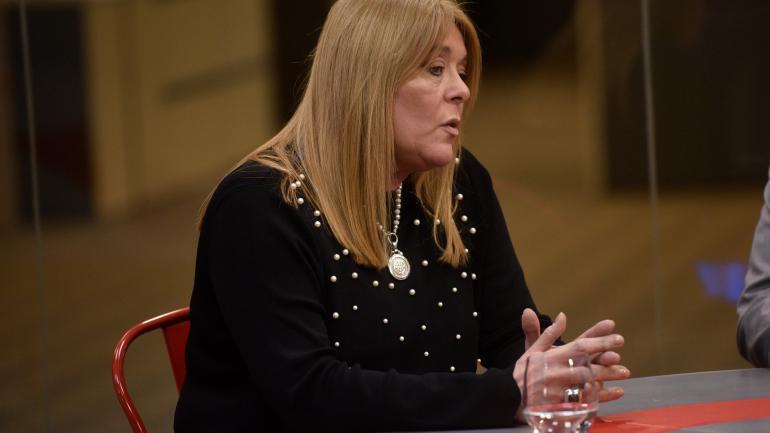 Cecilia Aro, secretaria de Gobierno de la Municipalidad de Córdoba (Pedro Castillo).