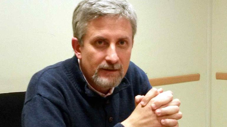 Gustavo Chiabrando, decano de la Facultad de Ciencias Químicas de la UNC.