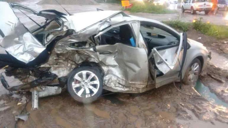 Vías rápidas. En rutas, autopistas y autovías hubo 16 choques que se cobraron 19 vidas durante enero. (Policía de Córdoba)