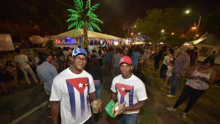 La representación cubana se quedó con el primer premio en la categoría Choripán Mundial.