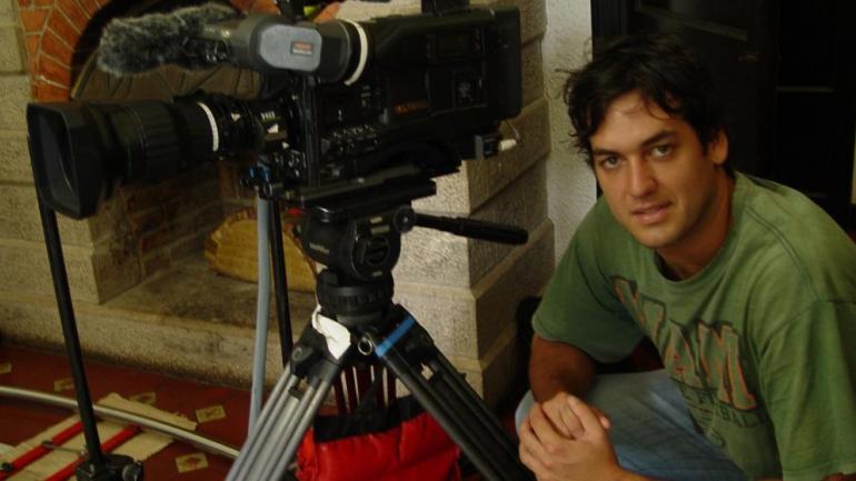 Teodoro Ciampagna dirige los videos de Hecatombe!
