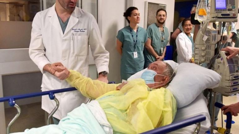La operación duró 30 horas e intervinieron más de 100 profesionales. (Hospital Maisonneuve-Rosemont).